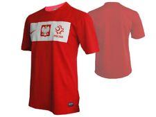 Nike Polen Fußballtrikot rot Gr.XL Poland Away Stadium Fussball Jersey EM WM 18