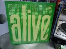 Spirit Inc ALIVE Prepares A New Sound vinyl LP INDIANA private press SEALED