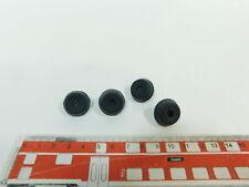 AR121-0,5# Märklin H0/AC Gummiefüße + Schrauben für Kran-Basis 7051