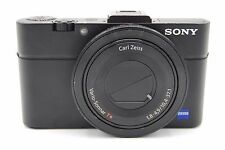 Sony Cyber-shot DSC-RX100 II 20.2MP 3''Screen 3.6x Zoom Digital Camera