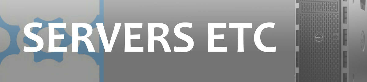 Servers Etc Ltd