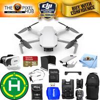 DJI Mavic Mini with 12MP/2.7K Camera 32GB Drone Vest Backpack EXTREME BUNDLE