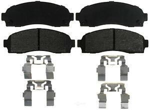 Disc Brake Pad Set-Ceramic Disc Brake Pad Front ACDelco Advantage 14D833CH