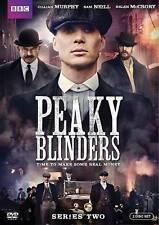 Peaky Blinders: Season Two (DVD, 2016, 2-Disc Set)