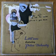 LITTL'ANS FEAT PETE DOHERTY THEIR WAY 2005 ROUGH TRADE RTRADS267 LTD LIBERTINES!