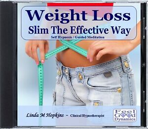 Weight Loss CD - Slim the Effective Way - Slimming CD - Meditation / Hypnosis CD