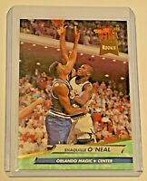 1992-93 Fleer Ultra #328 Shaq Shaquille O'Neal RC Magic Rookie Near Mint - Mint