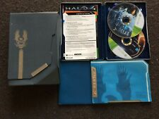HALO 4 LIMITED EDITION - UNITED NATIONS SPACE COMMAND UNSC XBOX 360 GAME