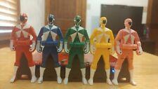 GoGoV Ranger Key Set Power Rangers Lightspeed Rescue Gokaiger