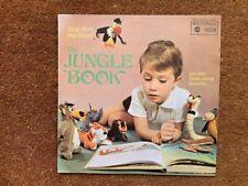 """Jungle Book Album Vinyl Record 12"""" Lp 1967 MFP 1207"""