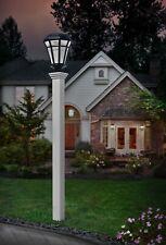 Outdoor 4X4 EZ Mount Lamp Post Pole w/20 Year Warranty!