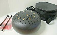 More details for black steel sound drum bn. 26773h. m12.