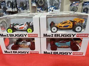 Kyosho MINI-Z Buggy collection Readyset : 32091EGBK 32091WBK 32092Y 32092W