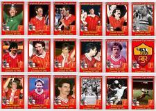 Copa Europea De Liverpool Ganadores 1984 fútbol Trading Cards