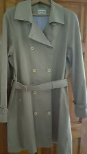 Long Tall Sally Womens 3XL Trenchcoat Outdoor Mac Plus size Overcoat Outwear