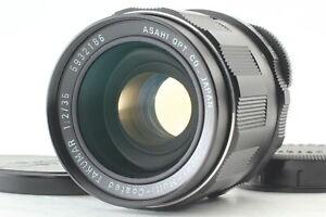[MINT]  Pentax Super Multi Coated SMC Takumar 35mm F/2 Lens M42 From JAPAN