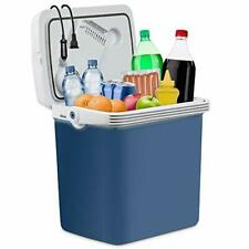Ivation Electric Cooler & Warmer |27 Quart (25 L) Portable Thermoelectric Fridge