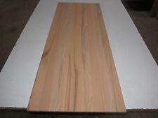 Kernbuchenplatte 8x330x1020mm Buche geschliffen dünne Buchenplatte Leimholz TOP