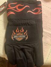 Harley Davidson Kevlar Lined Gloves Never Used