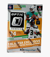 Panini Donruss Optic 2020 NFL Football Blaster Box (24 Cards)