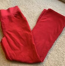 mimi maternity Red Corduroy Pants