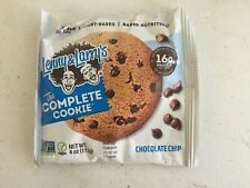 40 Lenny & Larry's Chocolate Chip Cookies 16g protein energy nutrition