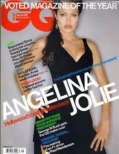 Angelina Jolie Gb Gq Revista 9/03 Rolling Stones Keith Richards Pc