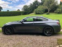 BMW 420D 2014 (63 REG) 4 SERIES LUXURY M SPORT COUPE F32 XDRIVE 12 MONTHS MOT