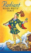 Radiant Rider Waite Tarot Deck based on Drawings by Pamela Colman Smith (NEW)
