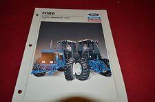 Ford Versatile 276 Tractor Dealer's Brochure DCPA3