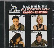 Public Sound Factory: All together now (Radio-Edition) Junji, Iken, Nini .. [CD]