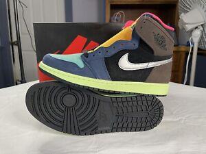 Nike Air Jordan 1 Retro Hi OG Tokyo Bio Hack Size 10 Baroque Brown 555088-201