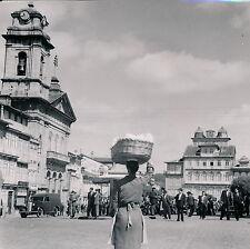 GUIMARAES c. 1950 - La Place Portugal - DIV 3463