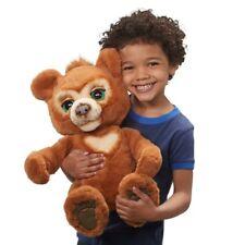FurReal Cubby the Curious Bear
