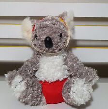 63433d13bac AUSSIE CANS KOALA LIFE GUARD LIFESAVER BUDGIE SMUGGLERS SOFT TOY 22CM TALL!