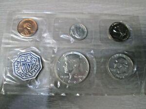 1964 US Mint Silver Proof Set _ No Envelope