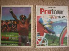 Prutour Profesional Ciclismo Tour 1998 & 1999-los tiempos de los suplementos de periódicos