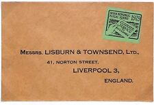 S146 1979 GB Cubierta de correo privado de problemas huelga Irlanda {samwells-cubre} Pts