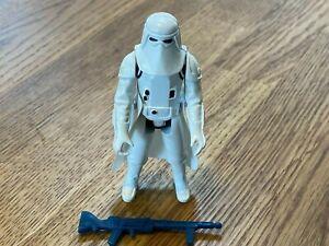 Vintage Star Wars Hoth Imperial Stormtrooper ESB 1980 PBP/YPS Double Scar Superb