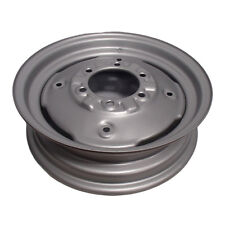 """8N1015D 16"""" 6 Hole Front Wheel Rim for Ford Tractor 8N NAA Jubilee 600 800"""