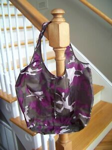 LUG Collapsible LUG Camo Camouflage TOTE
