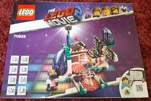Lego - 70828 - Pop-up Party Bus Instruction Manual - Lego Movie
