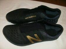 New Balance Minimus Running Shoes Men's Size 13 MX20GL4 Sneaker Black Gold USED