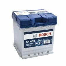 BATTERIA CUBETTO BOSCH S4 44AH 420A 12V SILVER S4000 0092S40001 SPED. ASSICURATA