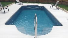 "INGROUND FIBERGLASS SWIMMING POOLS 11'5""X27'4""X5 $11,600 COLORS AVAILABLE SAVE $"