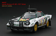 1:43 HPI DIECAST #8237 Lancia Stratos HF (#7) 1977 Safari