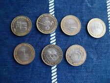 Colection of  200 escudos -- comemorative  bi-metalic colection  UNCIrculated