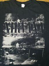 Nirvana t-shirt Adult 2Xl Black Grunge Kurt Cobain Dave Grohl Krist Novoselic