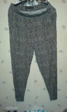 Viscose Tapered 32L Trousers for Women