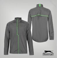 Mens Slazenger Long Sleeves Full Zip Golf Waterproof Jacket Sizes from S to XXXL